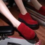 Preorder รองเท้าแฟชั่น สไตล์เกาหลี 34-39รหัส 9DA-6233