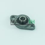 FL001 Self-aligning Flange Ball Bearing ID 12 mm