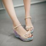Preorder รองเท้าแฟชั่น สไตล์เกาหลี 33-43 รหัส 55-2789