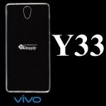 เคส Vivo Y33 ซิลิโคน สีใส
