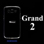 เคส Samsung Grand 2 ซิลิโคน สีใส