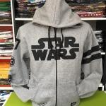 STARWARS เสื้อกันหนาวฮู้ด (Starwars Gray)