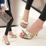 Preorder รองเท้าแฟชั่น สไตล์เกาหลี 32-43 รหัส 55-7878