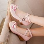 Preorder รองเท้าแฟชั่น สไตล์เกาหลี 34-39 รหัส 9DA-4207