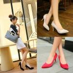 Preorder รองเท้าแฟชั่น สไตล์เกาหลี 31-48 รหัส 9DA-3880