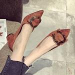 Preorder รองเท้าแฟชั่น 35-41 รหัส GB-8851
