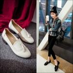 Preorder รองเท้าแฟชั่น สไตล์เกาหลี 34-43 รหัส 9DA-4612