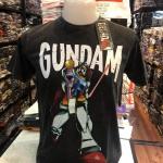 กันดั้ม สีดำ ผ้าฝอก (Gundam RX-78)