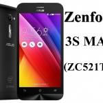 ฟิล์มกระจก ASUS ZenFone 3S Max (ZC521TL)