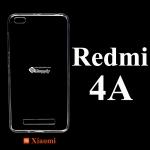 เคส Xiaomi Redmi 4A ซิลิโคน สีใส