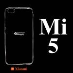 เคส Xiaomi Mi5 ซิลิโคน สีใส