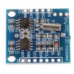 Tiny RTC I2C modules 24C32 memory DS1307 clock