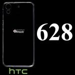 เคส HTC Desire 628 ซิลิโคน สีใส