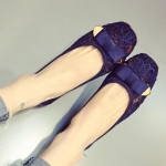Preorder รองเท้าแฟชั่น สไตล์เกาหลี 35-41 รหัส GB-6762