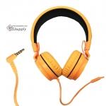 หูฟังครอบหู OKER หูฟัง รุ่น SM-952 สีส้ม