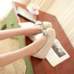 Preorder รองเท้าแฟชั่น สไตล์เกาหลี 33-43 รหัส 9DA-3528