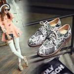 Preorder รองเท้าแฟชั่น สไตล์เกาหลี 32-43 รหัส 9DA-6456