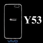 เคส Vivo Y53 ซิลิโคน สีใส
