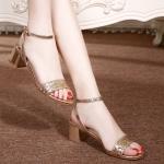 Preorder รองเท้าแฟชั่น สไตล์เกาหลี 34-40 รหัส M-8193