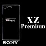 เคส SONY Xperia XZ Premium ซิลิโคน สีใส