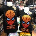 สไปเดอร์แมน สีดำ (Amazing Spiderman face)