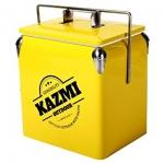 กระติกนำ้แข็ง Kazmi Cube Icecooler13L #Yellow