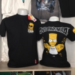 ซิมสัน สีดำ (Simpsons Skull Bart)