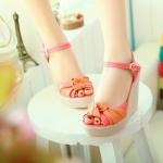 Preorder รองเท้าแฟชั่น สไตล์เกาหลี 32-43 รหัส 9DA-7190