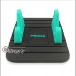 แท่นวางมือถือ Proda Portable Car Holder Phone Holder สีฟ้า