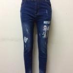 กางเกงยีนส์ฮ่องกง Size 36 Code#9016