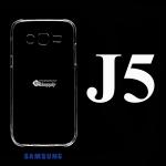 เคส Samsung J5 ซิลิโคน สีใส
