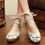 Preorder รองเท้าแฟชั่น สไตล์เกาหลี 34-41 รหัส 57-1676