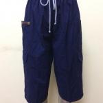 กางเกงม่อฮ่อมขา 5 ส่วน (กางเกงหม้อห้อม)