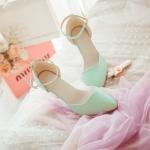 Preorder รองเท้าแฟชั่น สไตล์เกาหลี 34-43 รหัส 9DA-5255