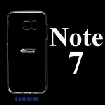 เคส Samsung Note7 ซิลิโคน สีใส