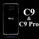 เคส Samsung C9 Pro ซิลิโคน สีใส