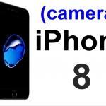 (7-0036) ฟิล์มกระจก ติดเลนส์กล้อง iPhone8