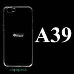 เคส Oppo A39 ซิลิโคน สีใส