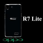 เคส Oppo R7 Lite ซิลิโคน สีใส