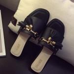 Preorder รองเท้าแฟชั่น สไตล์เกาหลี 35-40 รหัส BG-7349