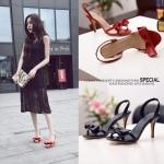 Preorder รองเท้าแฟชั่น สไตล์เกาหลี 33-42 รหัส 9DA-8184
