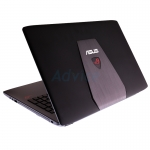 Notebook Asus GL552VW-DM010D (Black)