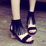 Preorder รองเท้าแฟชั่น สไตล์เกาหลี 33-45 รหัส 9DA-7353