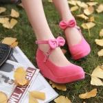 Preorder รองเท้าแฟชั่น สไตล์เกาหลี 34-39 รหัส 9DA-6307