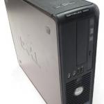 Dell Optiplex380 Mini Core2Duo