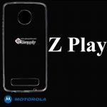เคส Moto Z Play ซิลิโคน สีใส