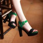 Preorder รองเท้าแฟชั่น สไตล์เกาหลี 34-39 รหัส 9DA-4121