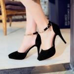 Preorder รองเท้าแฟชั่น สไตล์เกาหลี 31-43 รหัส 9DA-0405
