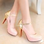 Preorder รองเท้าแฟชั่น สไตล์เกาหลี 32-43 รหัส 9DA-7211
