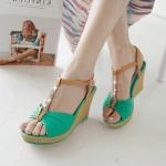 Preorder รองเท้าแฟชั่น สไตล์เกาหลี 35-39 รหัส 9DA-5658